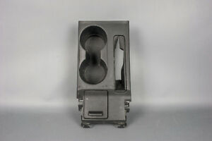 2005 2010 Scion Tc Cup Holder Compartment With Covered Storage