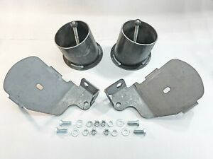 1965 1970 Chevy Impala Front Air Bag Brackets Airbag Mounting Brackets