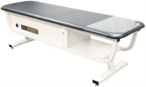 Ergowave Physical Therapy Chiropractic Roller Massage Table