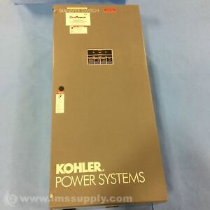 Kohler Kct amta 0260s Automatic Transfer Switch Usip