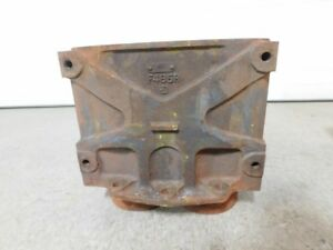 John Deere Unstyled G Tractor Cylinder Block F485r 11289