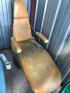 Dental ez V chair Good Working Condition Used Dental Equipment