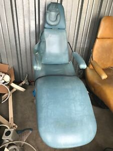 Dental ez J chair Good Working Condition Used Dental Equipment