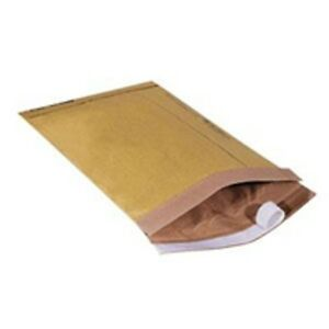 Kraft Padded Mailers 10 1 2 X 16 Self Seal qty 100 5 Cushioned Envelopes