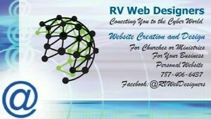 Website Desing And Maintenance By Rv Web Designers