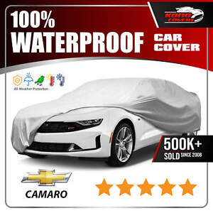chevy Camaro Car Cover Ultimate Full Custom fit All Weather Protection