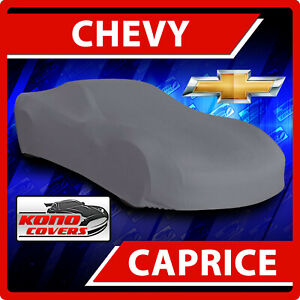 chevy Caprice Car Cover Ultimate Full Custom fit All Weather Protection
