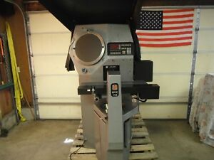 Refurbished Jones Lamson Epic 114 Optical Comparator With 3 Month Warranty