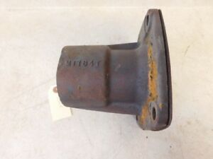 John Deere 420 430 Tractor Belt Pulley End Cap M1784t 11320
