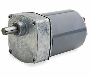Dayton Model 4z613 Gear Motor 154 Rpm 1 25 Hp 115 Volts 60 50hz