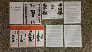 HOLLYWOOD GUN SHOPRELOADING PRESS: TOOL MANUAL AND INFORMATIONAL MATERIAL