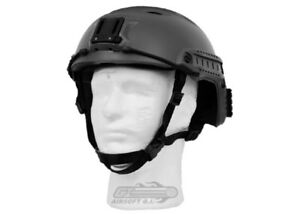 Lancer Tactical Helmet (Black)  11617
