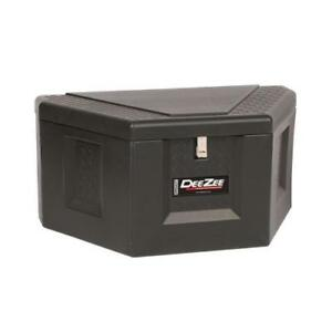 Dee Zee Specialty Series Poly Triangle Trailer Tool Box Dz91717p