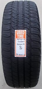 4 Pre Owned Used 245 60 18 Goodyear Fortera Hl Tires