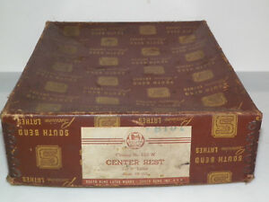 South Bend Center Rest For 9 Lathe A B Or C In Original Box Steady Rest Nice
