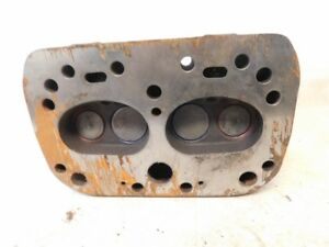 John Deere 420 430 Tractor Loaded Cylinder Head M3995t 11341