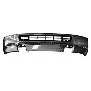 Replacement Bumper Face Bar For Nv1500 Nv2500 Nv3500 front Ni1002145