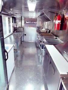 Custom Made To Order Build By Elhaj Custom Food Trucks