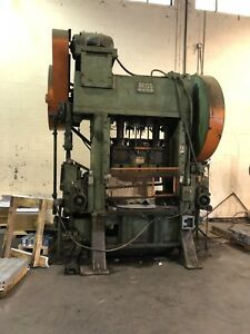 Bliss 150 Ton 36 X 48 High Speed Stamping Press