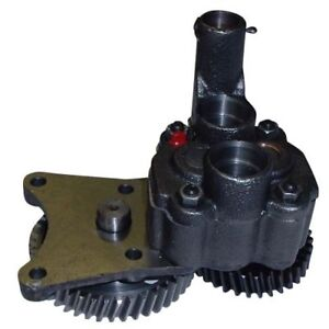 New Oil Pump For Case International Tractor 4210 4230 4240 533 584 585