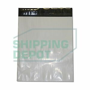 2000 9x12 Poly Mailers Bag Self Seal Shipping Envelopes 9x12 2mil Secure Seal