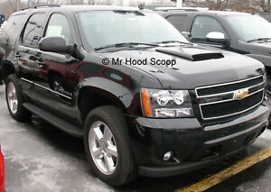 2001 2018 Hood Scoop For Chevrolet Tahoe By Mrhoodscoop Painted Hs003