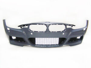 Bmw 3series F30 12 18 M Tech Sports Front Bumper With Pdc