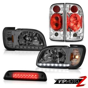 2001 2004 Toyota Tacoma S Runner High Stop Lamp Taillights Headlamps Bumper Led