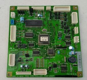 Ped Controller Fg2 4527 Jci d1s Pc Board Part From A Canon Np6030 Copier