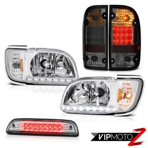2001 2004 Toyota Tacoma Sr5 Roof Cab Lamp Taillamps Headlamps Bumper Assembly