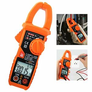 High precision Clamp Meter Multimeter Ac Dc Voltage With Auto identification