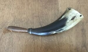 Small Antique Powder Horn
