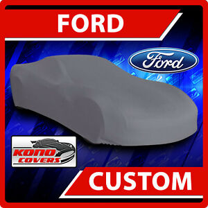 ford Custom Car Cover Ultimate Full Custom fit All Weather Protection