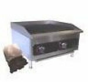 Magic Kitche 36 Char Broiler Radiant Used Very Good Condition