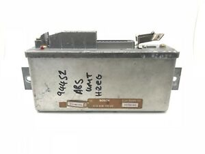 Genuine Porsche 944 928 968 Abs Anti Lock Brake Ecu 928 618 119 05
