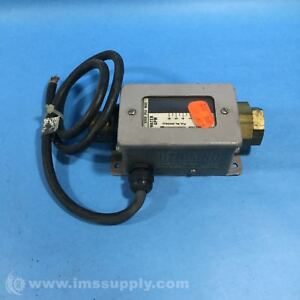 Hedland 3000 Psi Water 0 6 Gpm Hydraulic Flow Meter Usip