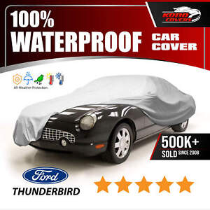Ford Thunderbird Car Cover Ultimate Full Custom Fit All Weather Protect