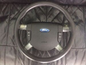 Ford Mondeo Steering Wheel Complete 2005