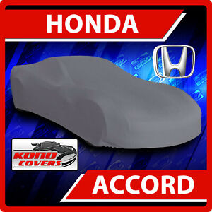 Fits honda Accord Car Cover Ultimate Full Custom fit All Weather Protection