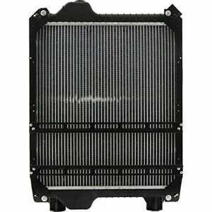 358105r91 58124dbx Radiator For Farmall International A Super A B