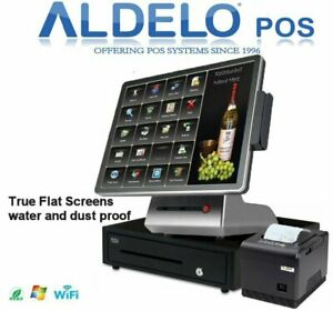 Aldelo Pos Pro Pizza Mexican Italian Seafood Dine In Windows 10 Systems