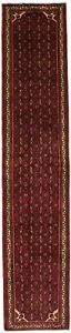 Allover Pattern Palace Runner Hossainabad Persian Rug Oriental Carpet 2 8x13 5