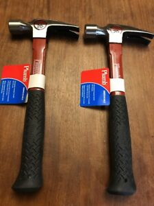 2 Brand New Plumb Permabond 20 Oz Unbreakable Hammers