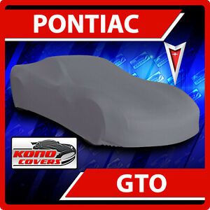 pontiac Gto Car Cover Ultimate Full Custom fit All Weather Protection