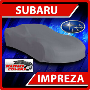 subaru Impreza Car Cover Ultimate Full Custom fit All Weather Protection