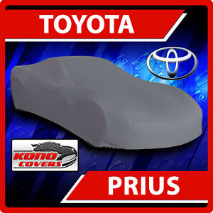 Fits Toyota Prius Car Cover Ultimate Full Custom Fit All Weather Protection
