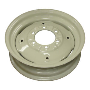 83900158 New Universal Front Wheel Rim 4 5 X 16 For Fw45166 Ar52506 A38938