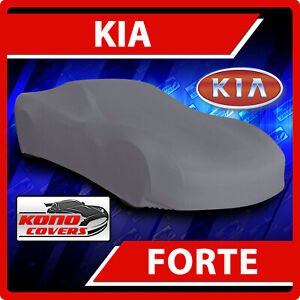Fits Kia Forte Car Cover Ultimate Full Custom Fit All Weather Protection