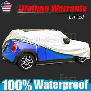 Car Cover Fit Short Antenna Outdoor Waterproof Rain Snowdust For Mini Cooper F56