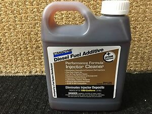 Stanadyne Performance Formula Diesel Injector Cleaner 32 Ounce 43566